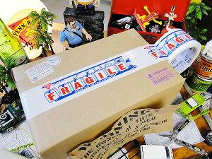 ダルトン フラジール・パッキングテープ(ダルトンボーイ) ■ アメリカ雑貨 アメリカン雑貨 dulton パッキングテープ おしゃれ FRAGILE 人気 ブランド かわいい 通販 梱包 テープ