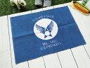 U.S.エアフォースのドアマット ■アメリカ雑貨 アメリカン雑貨 アメ雑貨 アメ雑 アメリカン雑貨 通販 マット 玄関 室…
