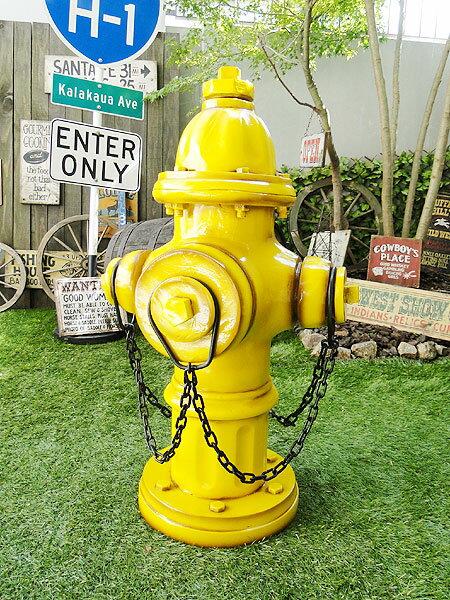 アメリカの消火栓の巨大オブジェ ■ アメリカ雑貨 アメリカン雑貨