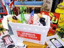 アメリカらしいヘヴィーデューティー感がウリ! U.S.ミニポストボックス(L.A.ポスタルサービス/レッド) ■ アメリカ雑貨 アメリカン雑貨 おもちゃ 収納 ...