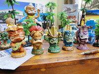 メネフネティキのフィギュア(5体セット)■アメリカ雑貨アメリカン雑貨ハワイ雑貨