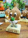 ついニヤリとさせてくれる癒し系♪ココナッツブラザーズのボビングドール(シェイブアイス) ■ ハワイ 雑貨 ハワイア…