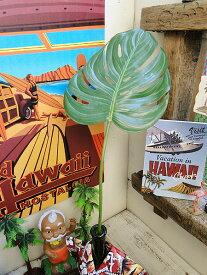 モンステラリーフ ■ ハワイ 雑貨 ハワイアン雑貨 ハワイ雑貨 アメリカ雑貨 アメリカン雑貨 ハワイアン雑貨 ハワイ 雑貨 お土産 インテリア 置物 小物 人気