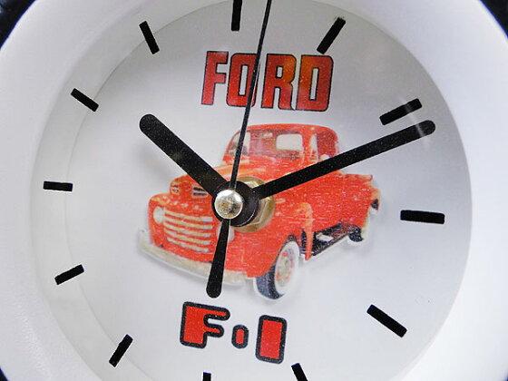 フォードF-1のタイヤクロック★アメリカ雑貨★アメリカン雑貨