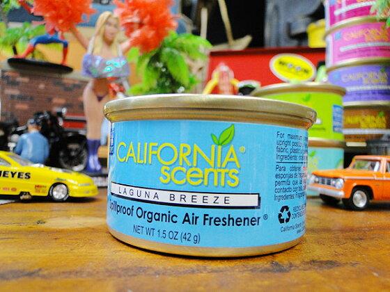 カリフォルニアセンツスピルプルーフオーガニック車用芳香剤(ラグナブリーズ)★芳香剤★アメリカ雑貨★アメリカン雑貨