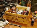 チョコレートボックス ■ アンティーク風木箱 木箱 小箱 小物入れ ガーデニング ケース 収納 アメリカ雑貨 アメリカン…