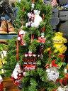 コカ・コーラブランド クリスマスオーナメント(6点セット) ■ 飾り インテリア 装飾 ガーランド メリー クリスマス …