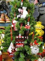 コカ・コーラブランドクリスマスオーナメント(6点セット)■飾りインテリア装飾ガーランドメリークリスマスディスプレイxmasデコレーションツリーパーティーグッズオーナメントアメリカン雑貨プレゼントギフト人気おしゃれ