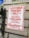 ハワイアンサインボード(レインボードライブイン専用駐車場) ■ アメリカ雑貨 アメリカン雑貨 ハワイ雑貨 看板 アメ…