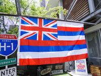 ハワイ州旗のビッグサイズフラッグ