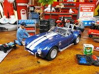1965シェルビー・コブラ4275/Cのダイキャストミニカー1/32スケール■ミニカーアメ車アメリカ雑貨アメリカン雑貨アメリカ雑貨小物モデルカー正規品