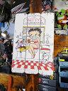 ベティ・ブープのヴィンテージサインボード ■ ウッドサイン サインプレート アメリカ アンティーク 木製 ウッド 看板 サインボード アメリカ雑貨 アメリカン雑...