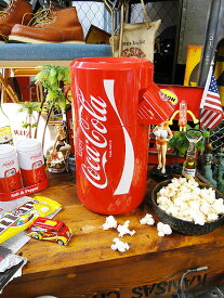 コカ・コーラブランド ポップコーンメーカー ■ コカコーラグッズ 雑貨 グッズ ブランド Coca-Cola アメリカ雑貨 アメリカン雑貨 コーラ 置物 インテリア おしゃれ 人気 小物 生活雑貨 コップ グラス こだわり派が夢中になる! 人気のアメリカ雑貨屋