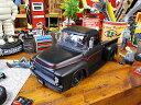 Jada 1956年フォード F-100のダイキャストモデルカー 1/24スケール(ブラック) ■ アメリカ雑貨 アメリカン雑貨 アメ車 インテリア こだわり派...