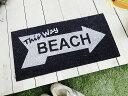 サーフスタイル・ココマット(ビーチはこちら) ■アメリカ雑貨 アメリカン雑貨 西海岸スタイル 西海岸 玄関マット お…