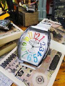 d794d79555 天才時計師フランク三浦の腕時計 六号機(改)デカ時計タイプマグナム