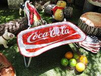 コカ・コーラブランドラップトップトレイ■コカコーラグッズ雑貨グッズブランドCoca-Colaアメリカ雑貨アメリカン雑貨コーラ置物インテリアおしゃれ人気小物生活雑貨こだわり派が夢中になる!人気のアメリカ雑貨屋