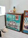 昔のテレビみたいなこのウッド製の足に一目惚れ♪レトロガレージファーニチャー(キャデラック/6ドロワーチェスト) ■ アメリカ雑貨 アメリカン雑貨 アメリカ 雑貨...