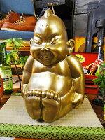 大阪名物ビリケンさんの縁起のええ置物(Lサイズ)■アメリカン雑貨アメリカ雑貨大阪土産