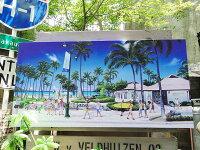 ハワイアン・キャンバスアート(ハワイ・オブ・ハワイ)■アメリカ雑貨アメリカン雑貨壁掛け壁飾りインテリア雑貨おしゃれ人気壁面装飾絵装飾ディスプレイ内装ウォールデコレーションサインプレートハワイ雑貨ハワイアン雑貨