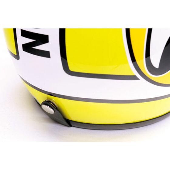 ムーンアイズヘルメット(イエロー)■アメリカ雑貨アメリカン雑貨