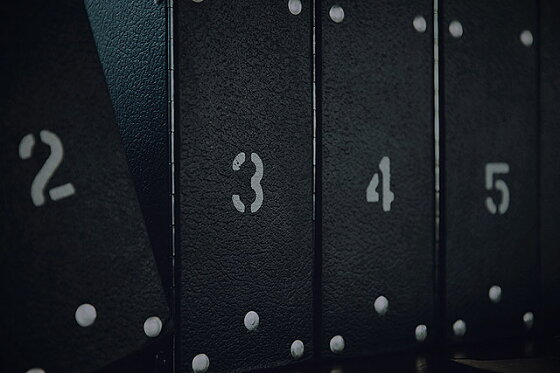 P.F.S.オリジナルオイルボード・ステンシルシート58Pセット(1インチ)■アメリカ雑貨アメリカン雑貨輸入インテリアグッズDIYステンシルプレート世田谷ベースアメリカ雑貨