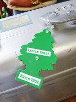 リトルツリーのラゲッジタグ■アメリカ雑貨アメリカン雑貨