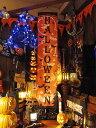 ハンガーハロウィンバナー(ハロウィン) ■ ハロウィン グッズ 雑貨 飾り ディスプレイ ハロウィーン パーティー 装飾 オーナメント ルーム デコレーション ...