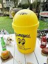 ムーンアイズの35Lダストボックス(イエロー) ■ゴミ箱 ダストボックス ダストBOX ゴミ箱 トラッシュ アメリカ雑貨 アメリカン雑貨 インテリア 人気 グッズ 雑貨 ブランド アメリカ 通販 おし