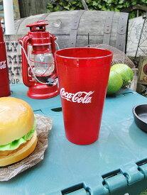 コカ・コーラのソーダタンブラー(レッド) ■ こだわり派が夢中になる! 人気のアメリカ雑貨屋 アメリカ 雑貨 アメリカン雑貨 生活雑貨 おしゃれ 人気 ギフト プレゼント マグカップ カッコイイ男の部屋 タンブラー おもしろ コカコーラグッズ 雑貨 Coca-Cola コーラ