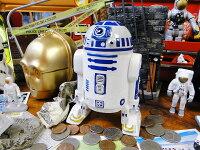 スターウォーズのセラミックバンク(R2-D2)■アメリカ雑貨アメリカン雑貨
