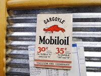 オイル系のマグネットシート(モービルガーゴイル)■アメリカ雑貨アメリカン雑貨