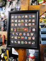 ドクターペッパー&ローズパレード40周年記念ピンズセット45P入り限定2000個■アメリカ雑貨アメリカン雑貨