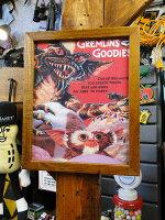 グレムリンのピクチャーフレームSサイズ■アメリカ雑貨アメリカン雑貨アメキャラ