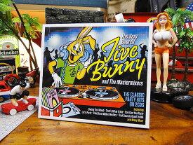 音楽CD ジャイブバニー ベリー・ベスト・オブ・バニー 2枚組 ■ アメリカン雑貨 アメリカ雑貨