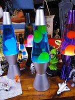 LavaLamp社ラバライト正規品ラバランプ(パープル/ブルー)■アメリカ雑貨アメリカン雑貨