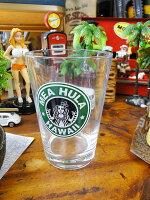 ハワイアンタンブラーグラス(メアフラ)■アメリカ雑貨アメリカン雑貨