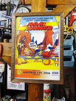 ポスターフレーム(ロードランナー)■アメリカ雑貨アメリカン雑貨
