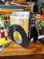 レコードブックエンド2Pセット■本立てアメリカ雑貨アメリカン雑貨アメリカ雑貨インテリア小物