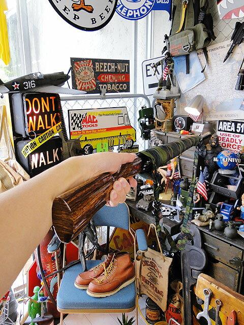 ライフル銃アンブレラ■ アメリカ雑貨 アメリカン雑貨