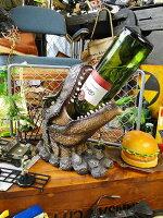 Tレックスのワインボトルホルダー■アメリカ雑貨アメリカン雑貨