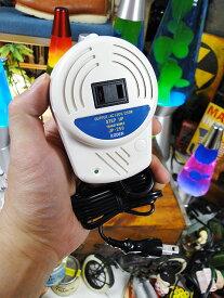 アメリカの電化製品を日本で使用するために使う変圧器 100V→120Vに電圧変換できる小型万能アップトランス 昇圧 変圧器 日本製 Lサイズ(250Wまで対応) ■ アメリカ雑貨 アメリカン雑貨