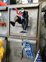 スパイダーマンと一緒に飾れば雰囲気バツグン! ヴェノムのマグネットハンガー ■ アメリカ雑貨 アメリカン雑貨 ステ…