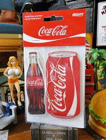 コカ・コーラのエアーフレッシュナー 2Pセット