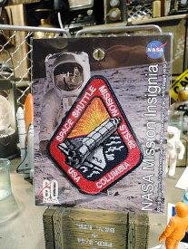 NASAオフィシャルワッペン(スペースシャトル/コロンビア)