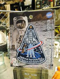 NASAオフィシャルワッペン(スペースシャトル/STS-111)