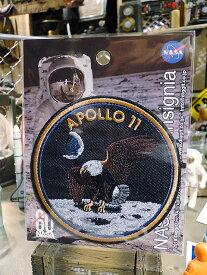 NASAオフィシャルワッペン(アポロ11)