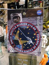 NASAオフィシャルワッペン(スペースシャトル/STS-99)