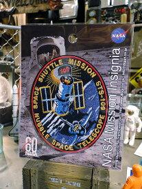 NASAオフィシャルワッペン(スペースシャトル/STS-109)