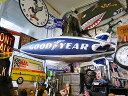 グッドイヤー飛行船のインフレータブル Sサイズ